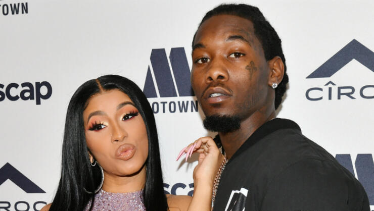Cardi B & Offset Show Off Their Massive (& EXPENSIVE