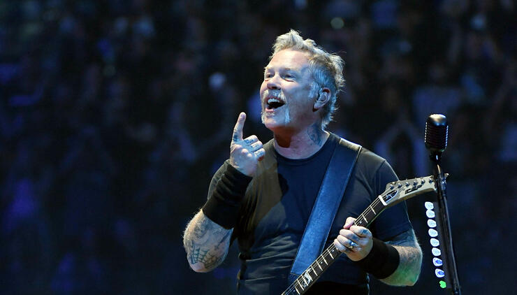 Metallica Made An Astonishing Amount Of Money In Just 13 European Shows | iHeartRadio