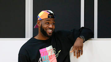 DJ A-OH - LeBron James Has a Basketball Double for 'Space Jam 2'