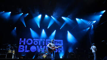 Leigh Cooper - New Album From Hootie & The Blowfish!