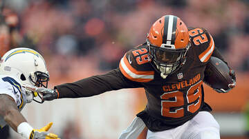 Houston Texans - Texans Get Duke Johnson From Browns