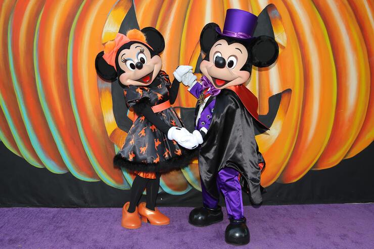 Disney's VIP Halloween Event