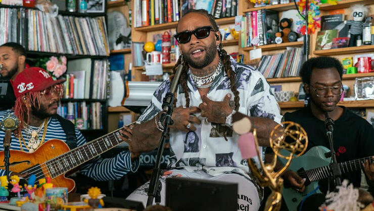Ty Dolla Sign Pays Tribute To Mac Miller With Tiny Desk Performance   iHeartRadio