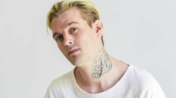Trending - Aaron Carter Hospitalized In Florida