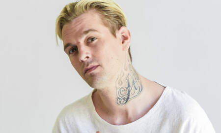 Entertainment News - Aaron Carter Hospitalized In Florida
