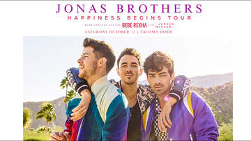 Contest Rules - Jonas Brothers Ticket Weekend