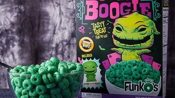 Suzette - Oogie Boogie From Nightmare Before Christmas Got His Own Halloween Cereal