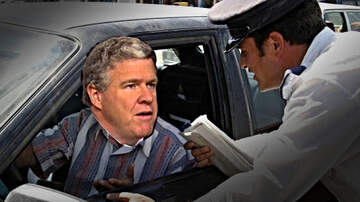 The Dan Patrick Show - Peter King Pulled Over By Police During Dan Patrick Show Phone Interview