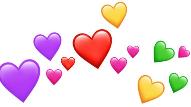 The Color Heart Emoji You Send Actually Means Something The Bobby Bones Show Bobby Bones,Magnolia Farms Waco Texas Address