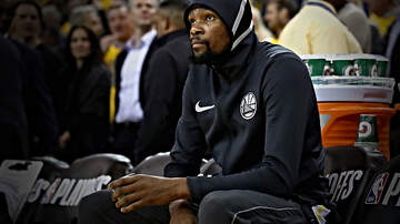 The Herd with Colin Cowherd - Kevin Durant Reportedly Stopped Talking to Warriors Teammates During Season