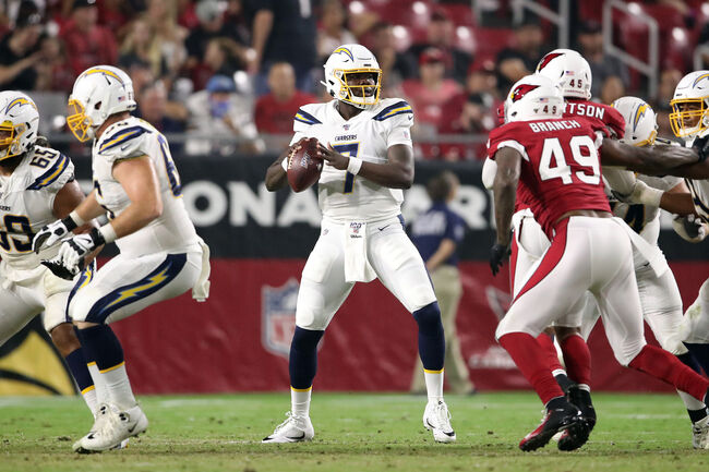 Los Angeles Chargers v Arizona Cardinals