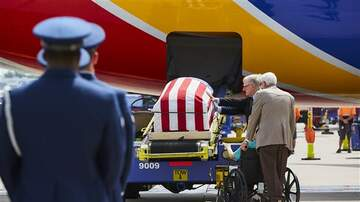 Aviation Blog - Jay Ratliff - Vietnam War pilot's remains flown home to Texas by his son