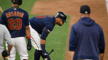 Twins Blog - Twins lose DH Cruz to strained wrist in opener vs. Indians | KFAN 100.3 FM