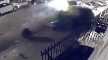 The Jim Colbert Show - Whoa: Audi Q7 Racing Crashes Into Multiple High End Cars -$600K In Damages!