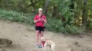 The Jim Colbert Show - Angry Woman Threatened To Pepper Spray Man Over His Unleashed Dog!