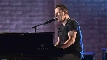 Maria Milito - Bruce Springsteen Reveals Previously Unreleased Song I'll Stand By You