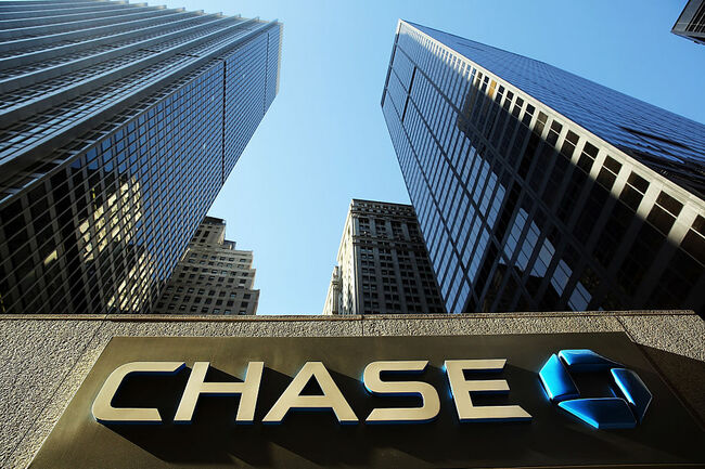 JPMorgan Chase Reports Third Quarter Profit