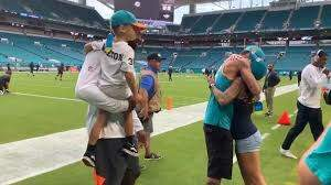 The Penthouse Blog - Marriage Proposal At Miami Dolphins Game