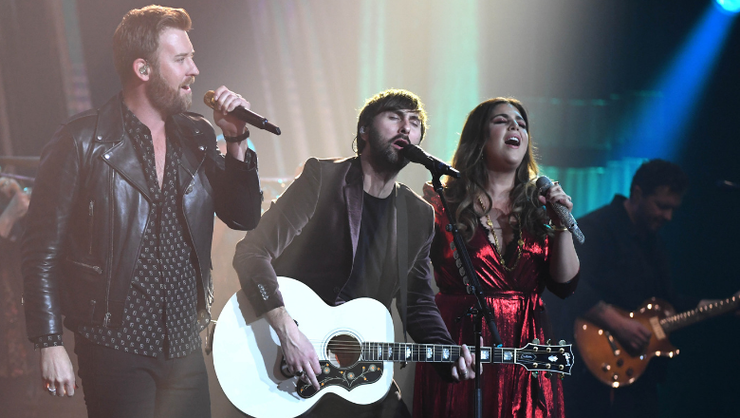 Listen To Lady Antebellum's New Reflective Song, 'Pictures'