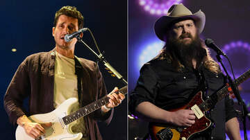 Entertainment News - John Mayer, Chris Stapleton Debut New Collaboration Onstage In Nashville