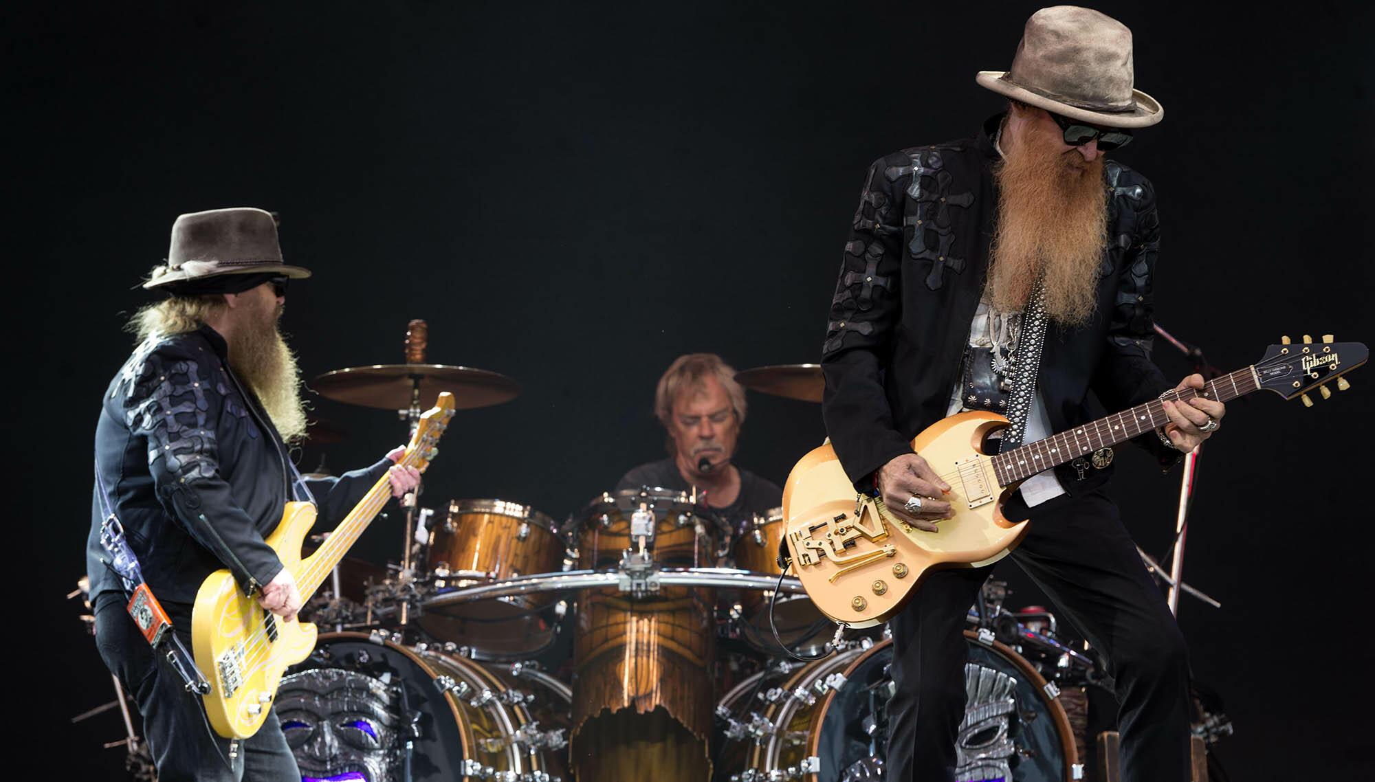 ZZ Top Cancel 4 Tour Dates After Drummer Frank Beard Gets Pneumonia