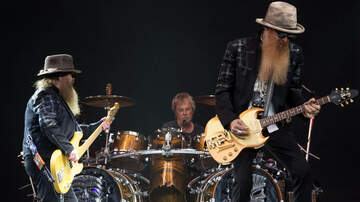Maria Milito - ZZ Top Cancel 4 Tour Dates After Drummer Frank Beard Gets Pneumonia