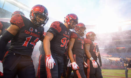 LOOSE CANNONS - Rocky Long discusses Fan Fest, SDSU West and Weber State opener