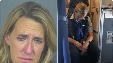 BC - Drunk Flight Attendant Busted After Passing Out For Entire Trip