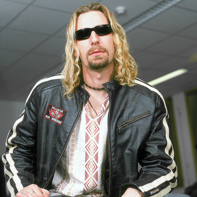 Photo of Chad KROEGER and NICKELBACK