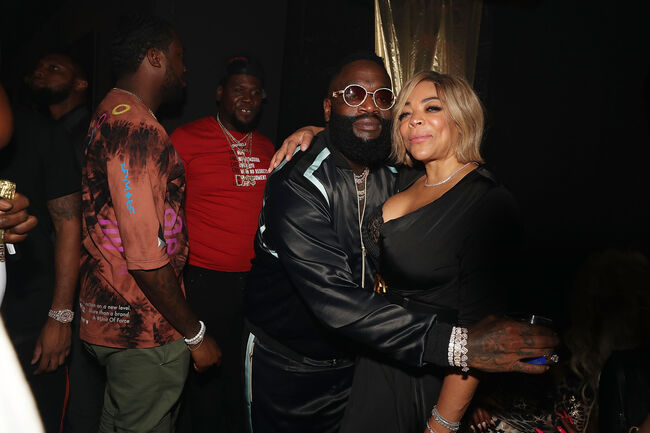 "Rick Ross ""Port Of Miami 2"" Album Release Celebration"