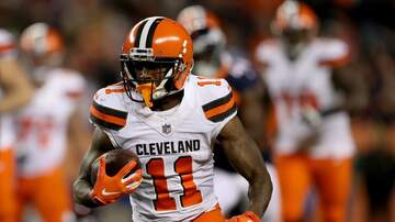 In The Zone - Antonio Callaway's back on a football team in Florida with the XFL's Vipers