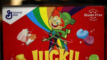 The Joe Pags Show - Lucky Charms Upgrades Marshmallow-Only Bags