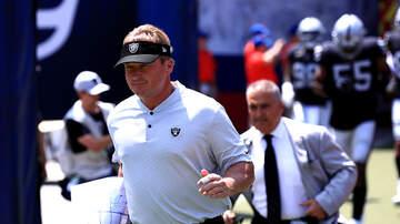 In The Zone - Brett Favre Calls Jon Gruden His...Coach of the Year?