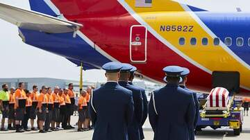 Klinger - Pilot Flew His Vietnam Vet Father's Remains Home 52 Years After His Passing