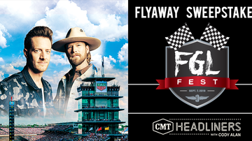 Contest Rules - FGL Fest Indianapolis Flyaway Sweepstakes Rules