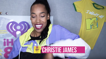 Christie James - Check Out Christie's Fave Five Travel Tips