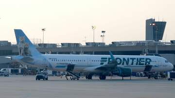 Tim Conway Jr - Frontier Offers Free Flights to Passengers with a Certain Name