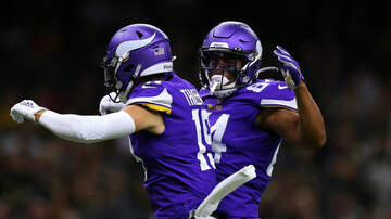 Vikings - Vikings look good on offense in 34-25 win over Saints | KFAN 100.3 FM