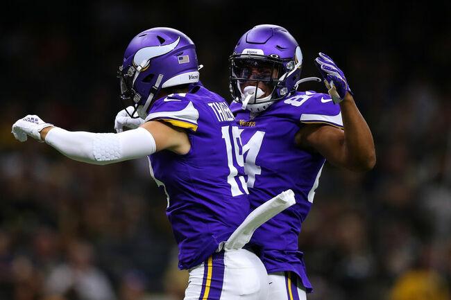 Minnesota Vikings v New Orleans Saints