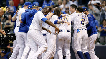 Brewers - Thames' walk-off HR delivers Brewers 6-5 win Friday