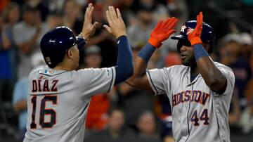 Sports Desk - Houston destroys Baltimore 23-2