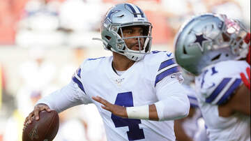 Dallas Cowboys - Cowboys lose preseason game to the 49ers