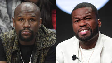Entertainment - Floyd Mayweather Jr. Reignites Beef With 50 Cent, Attacks His Career