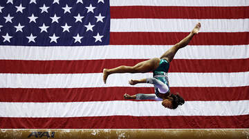 Sports Top Stories - Simone Biles Makes History At The U.S. Gymnastics Championships