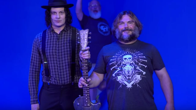 Tenacious D Are Releasing Their Jack White Collab On RSD Black Friday