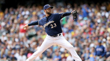 Brewers - Brewers shut out by Rangers 1-0 Sunday