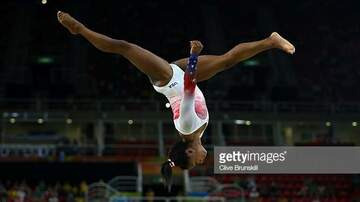 Bill Reed - WATCH! Simone Biles Jaw Dropping Gymnastic Flip!!