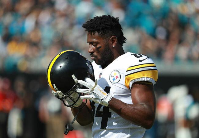 Pittsburgh Steelers vJacksonville Jaguars