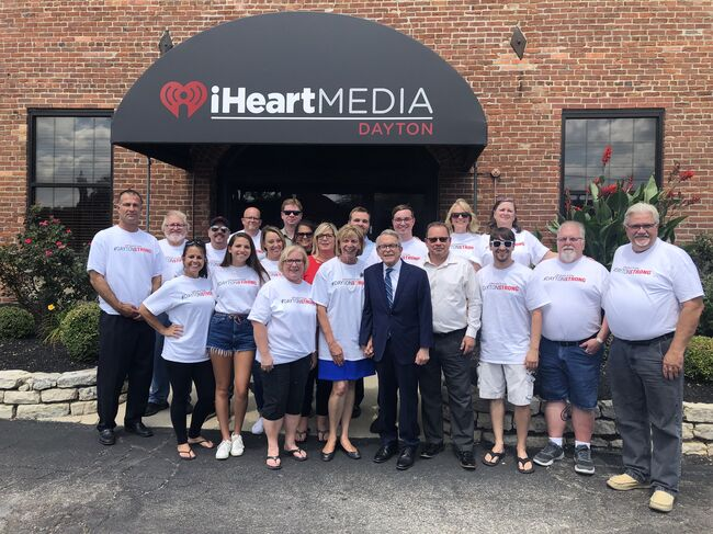 iHeartRadio with Governor DeWine