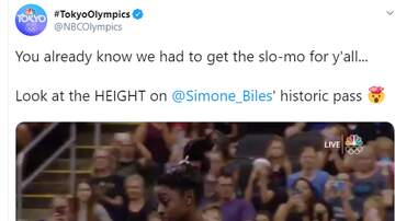 Bree - Simone Biles Has Solidified Her Spot as the World's Greatest Gymnast.